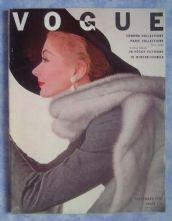 Vogue Magazine - 1951 - September